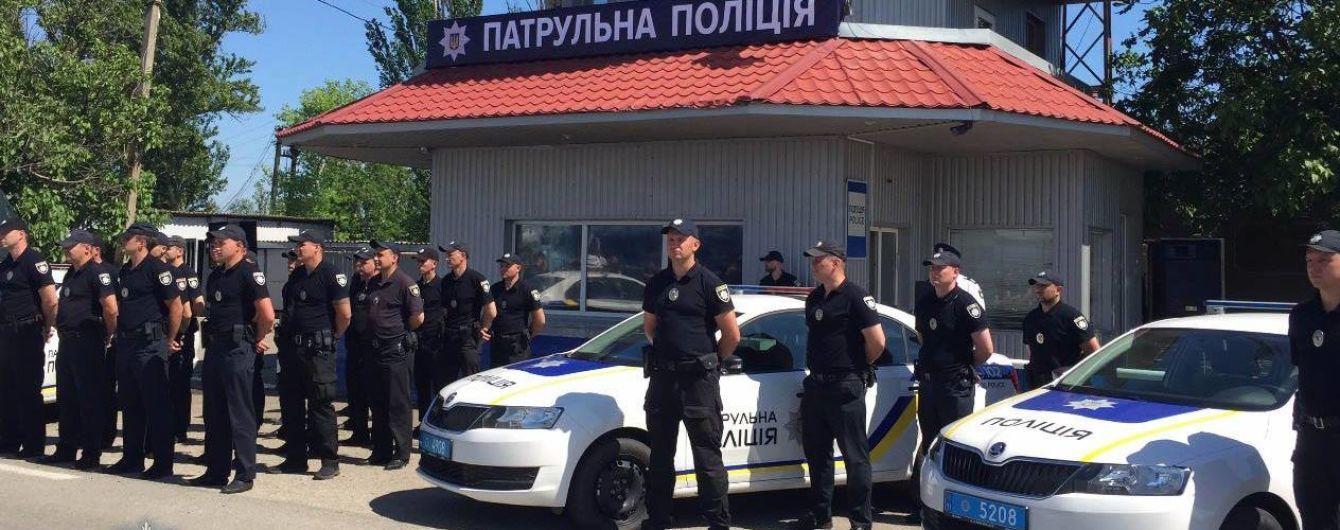 В Украине появилась патрульная полиция Крыма и Севастополя