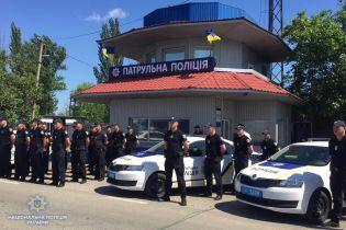 В Україні з'явилася відокремлена патрульна поліція Криму та Севастополя