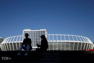 В фан-зоне на Крещатике не покажут финал Лиги чемпионов