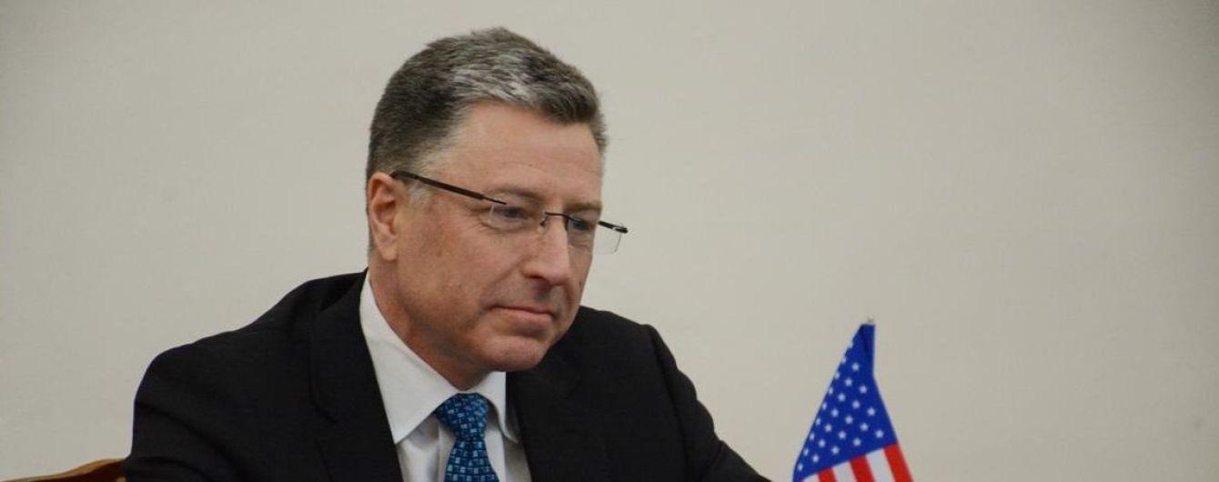 На Донбас прибув спецпредставник щодо України Курт Волкер