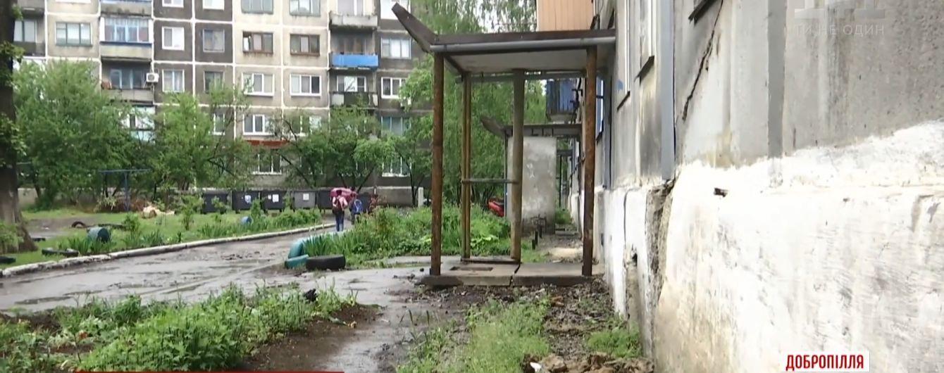 """""""Подъезд, как подъезд"""": руководитель ОСМД не чувствует себя виноватой за трагический обвал в Доброполье"""