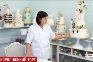 Вибір весільного торту принцем Гаррі та Меган Маркл спантеличив британських кондитерів