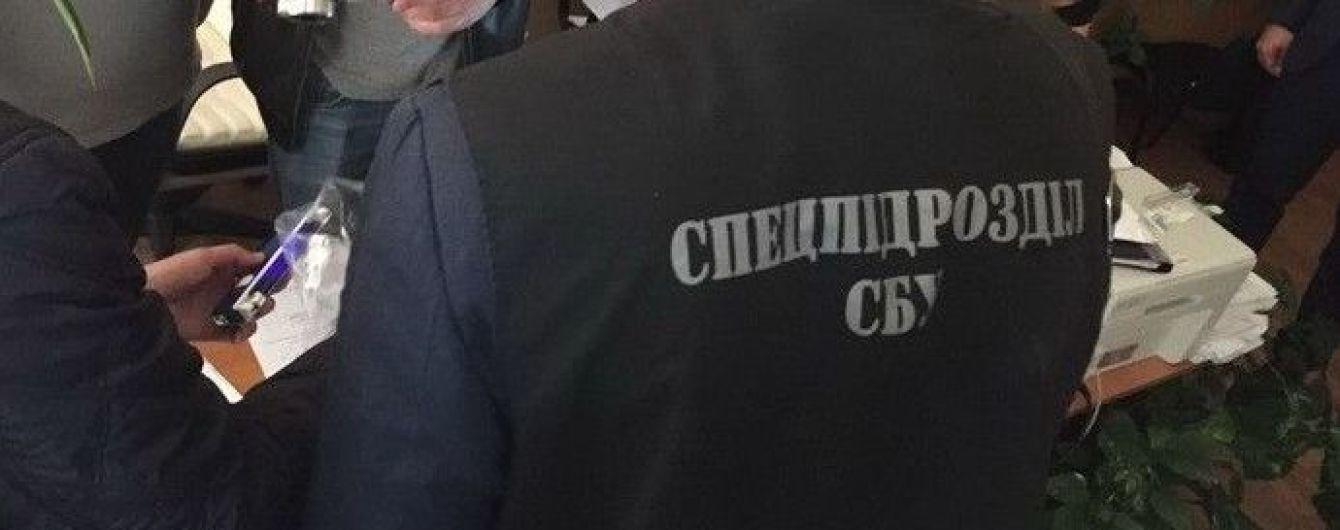 На Одещині затримали керівника податкової