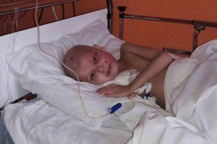 Илона нуждается в дорогостоящей трансплантации костного мозга