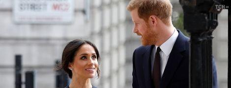 Стало відомо, які королівські титули носитимуть Меган Маркл та принц Гаррі після весілля