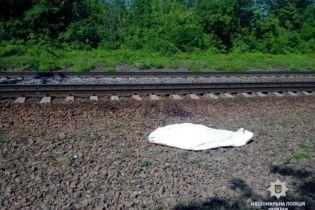 В Харькове электропоезд насмерть сбил мужчину