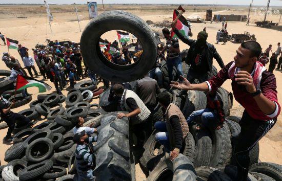 Чергове загострення в Секторі Гази: двоє палестинців загинуло
