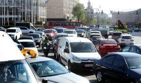 Коли і які вулиці в центрі Києва перекриють до фіналу Ліги чемпіонів. Інфографіка