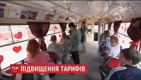 У столиці підвищать плату за проїзд у громадському транспорті