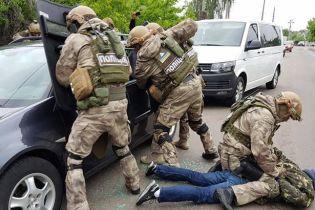 Бойцы КОРДа на Житомирщине задержали банду грабителей из титулованных и профессиональных спортсменов