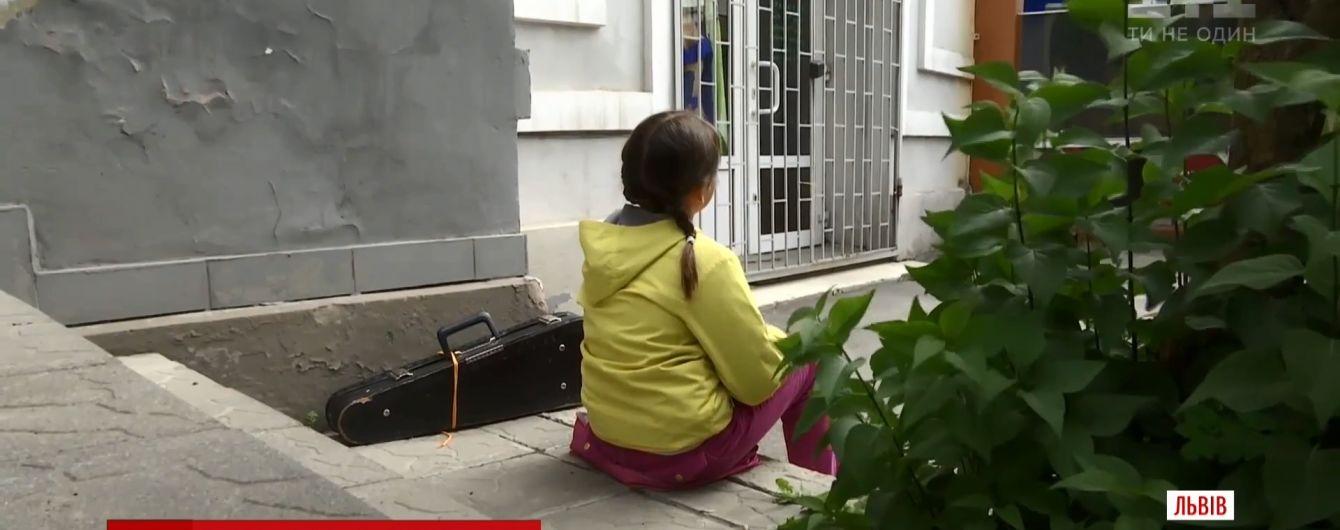 В Львове продавщицу обвинили в избиении 8-летнего ребенка за выброшенный мусор