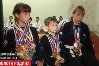 Маленькие брат и сестра из Киева стали чемпионами мира по джиу-джитсу