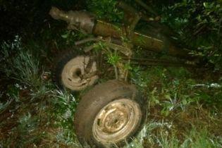 Українські військові захопили зброю бойовиків