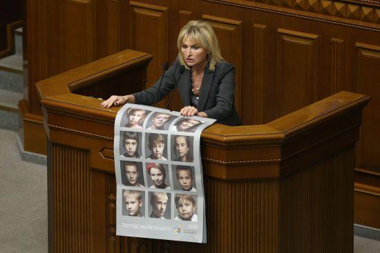 Ірина Луценко: Наша мета – забезпечити право кожної дитини в Україні на повноцінне життя і розвиток