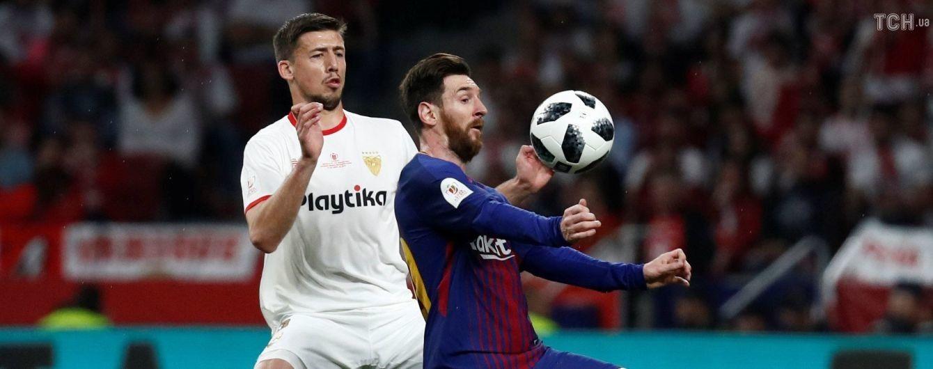 """""""Барселона"""" узгодила трансфер французького захисника за 35 мільйонів євро – ЗМІ"""
