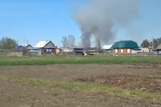 В России взорвались снаряды на заброшенной военной базе, идет эвакуация