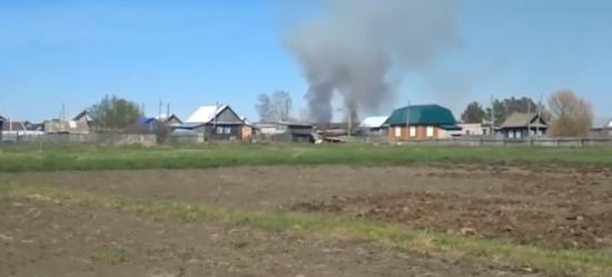 У Росії вибухнули снаряди на закинутій військовій базі, триває евакуація