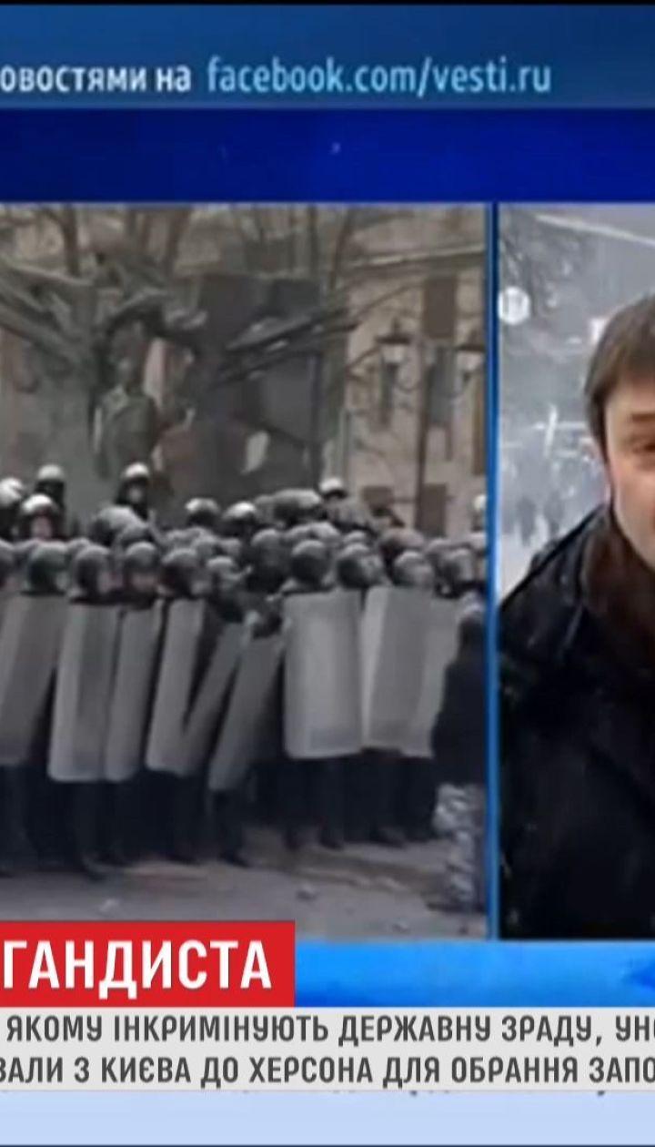 СБУ готовится допросить почти полсотни человек по делу Вышинского