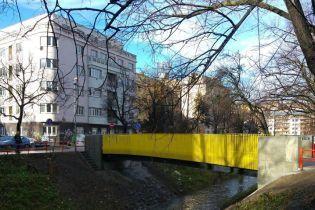 Пішохідний міст у Празі назвали на честь українця