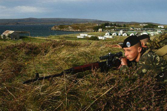 На Одещині будують сучасну військову базу для морської піхоти