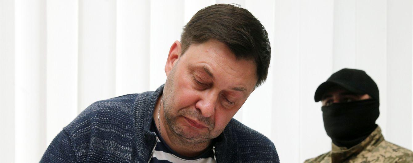 "Адвокат заявив про пограбування квартири головного редактора ""РИА Новости Украина"" Вишинського"