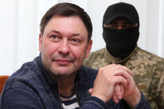 Жена Вышинского рассказала о его условиях пребывания в СИЗО