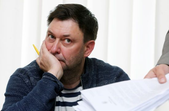 Вишинський просить допустити до нього російського консула - ЗМІ