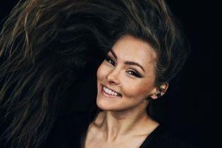 Вагітна Олена Шоптенко знялася у грайливій фотосесії та розповіла, де народжуватиме