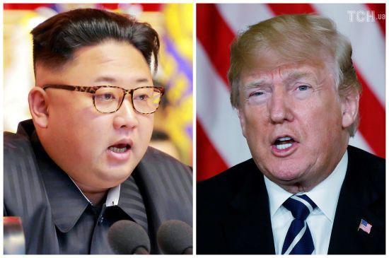 У КНДР розповіли, про що спілкуватимуться Трамп і Кім Чен Ин