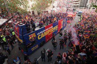 """""""Барселона"""" - чемпіон, бронза """"Реала"""": підсумкова турнірна таблиця чемпіонату Іспанії"""