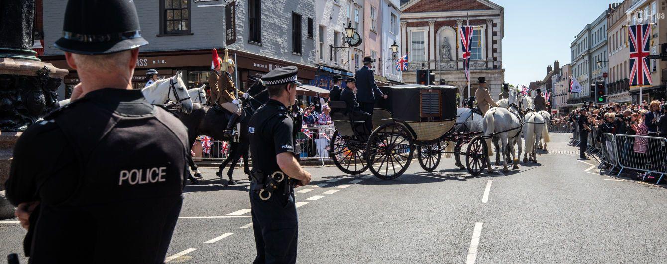 В Лондоне началась репетиция долгожданной свадьбы принца Гарри и Меган Маркл
