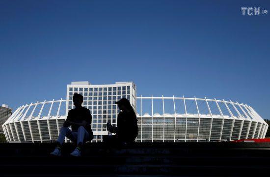 Фінал Ліги чемпіонів можна буде подивитися юрбою у центрі Києва