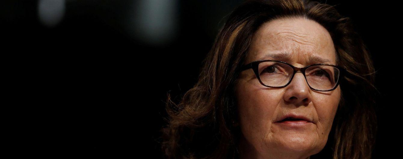 Сенат США утвердил Джину Гаспел новым руководителем ЦРУ