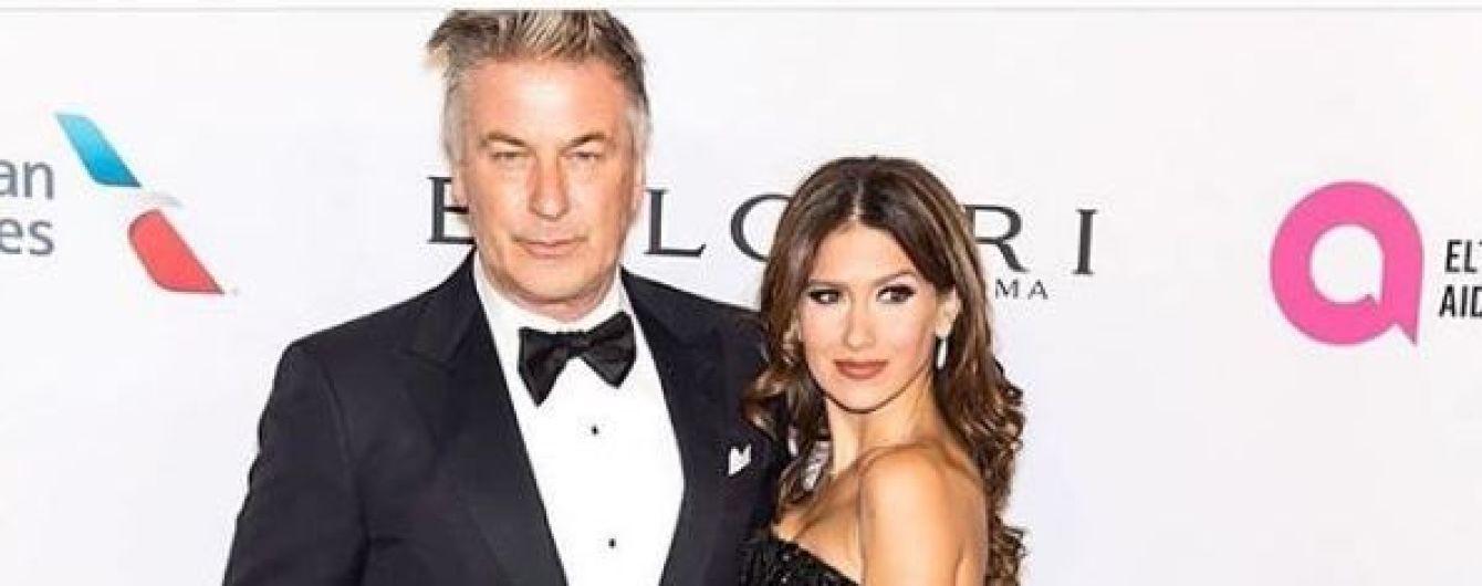 60-річний голлівудський актор Алек Болдвін вп'яте став батьком