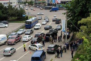 """У центрі Харкова силовики затримали """"кримінального авторитета"""" з арсеналом зброї - ЗМІ"""
