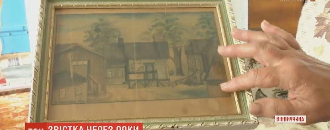 Вінничанин через 75 років дізнався про долю зниклого на війні батька завдяки малюнку з Норвегії