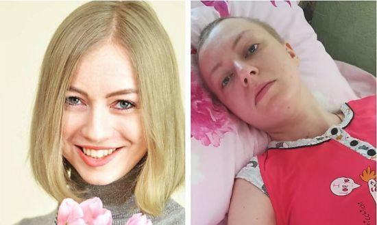 Настя з Миколаєва дуже сподівається на допомогу в боротьбі за життя