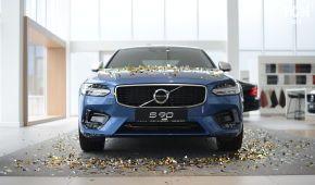 Компания Volvo привезла в Украину эксклюзивную версию роскошного седана