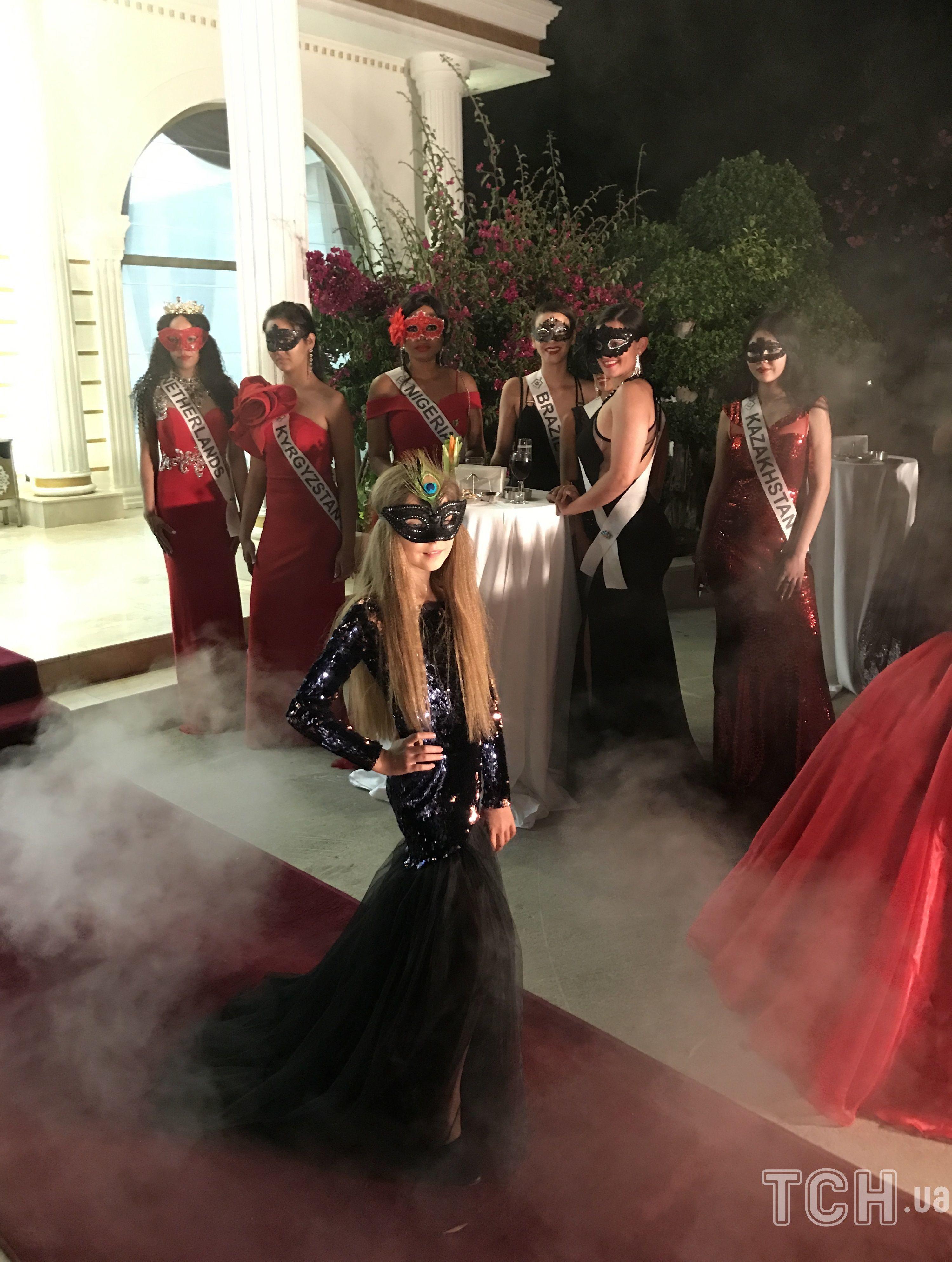 Ліза Гребиченко, Little Miss Universe_1