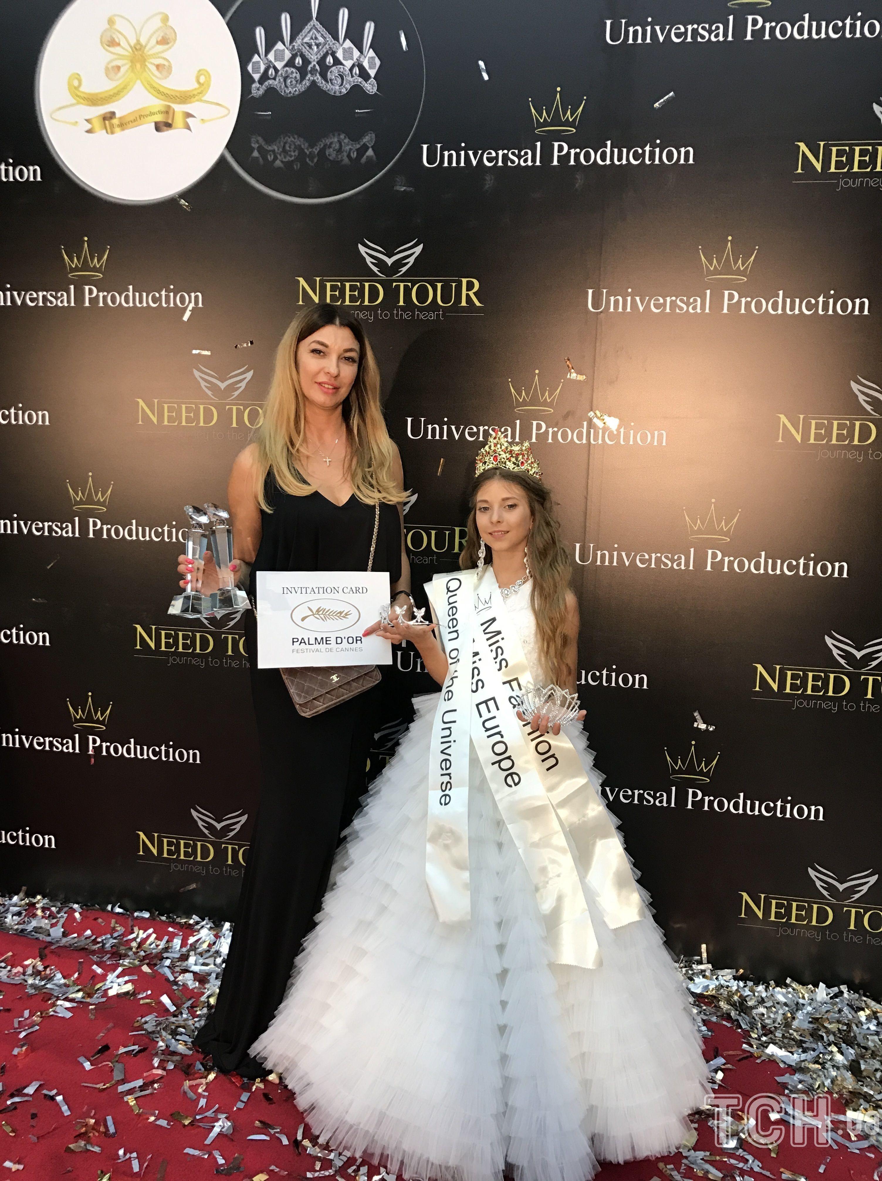 Ліза Гребиченко, Little Miss Universe_3