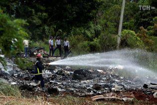 Уламки на полях: Reuters опублікувало фото з місця падіння літака на Кубі