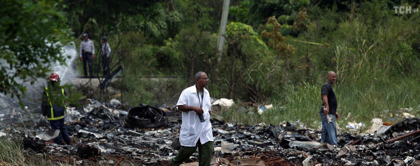 На Кубе увеличилось количество жертв авиакатастрофы