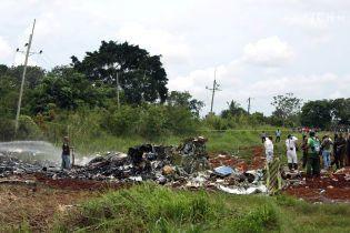 На місці авіакатастрофи на Кубі знайшли чорну скриньку