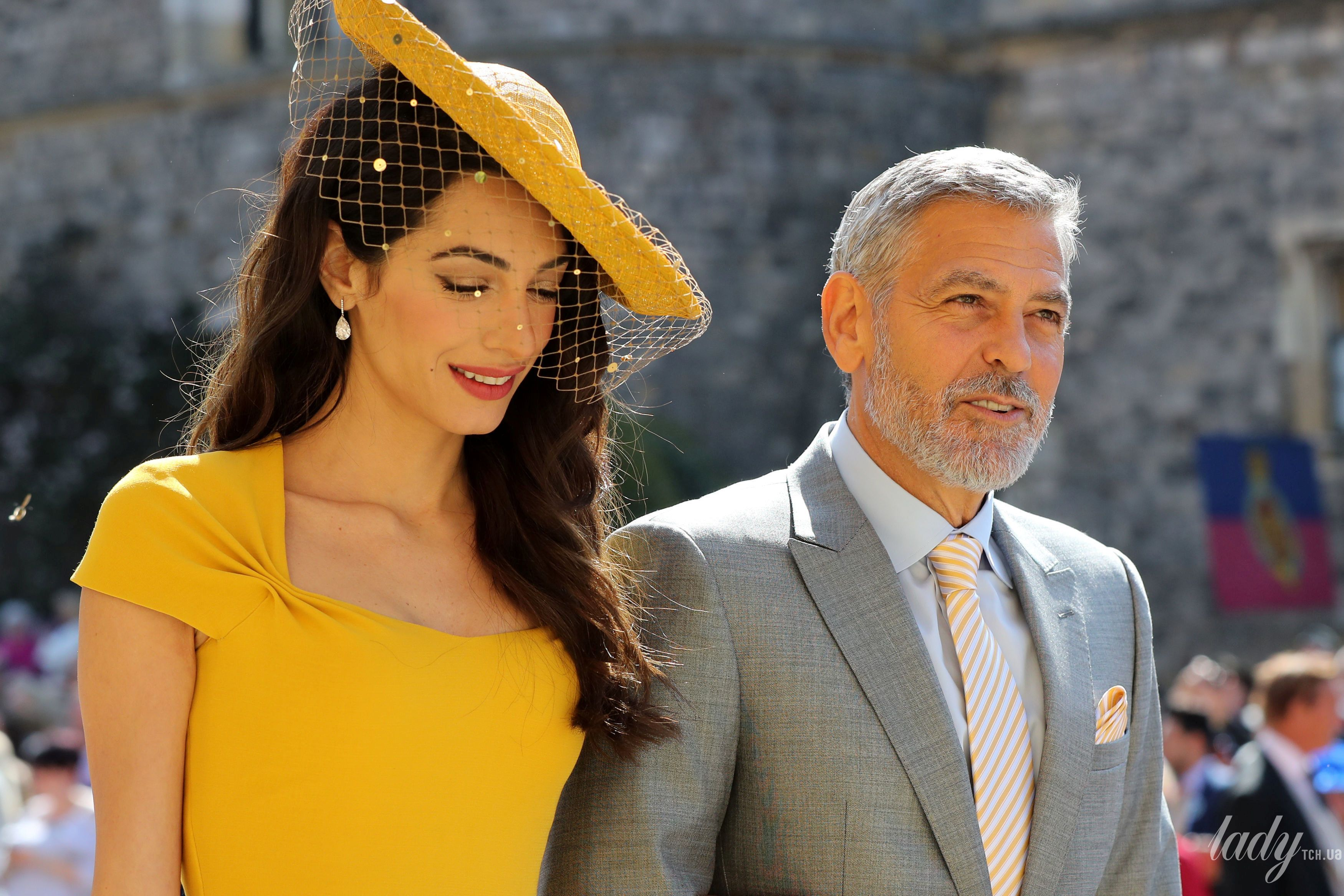 Амаль и Джордж Клуни_4