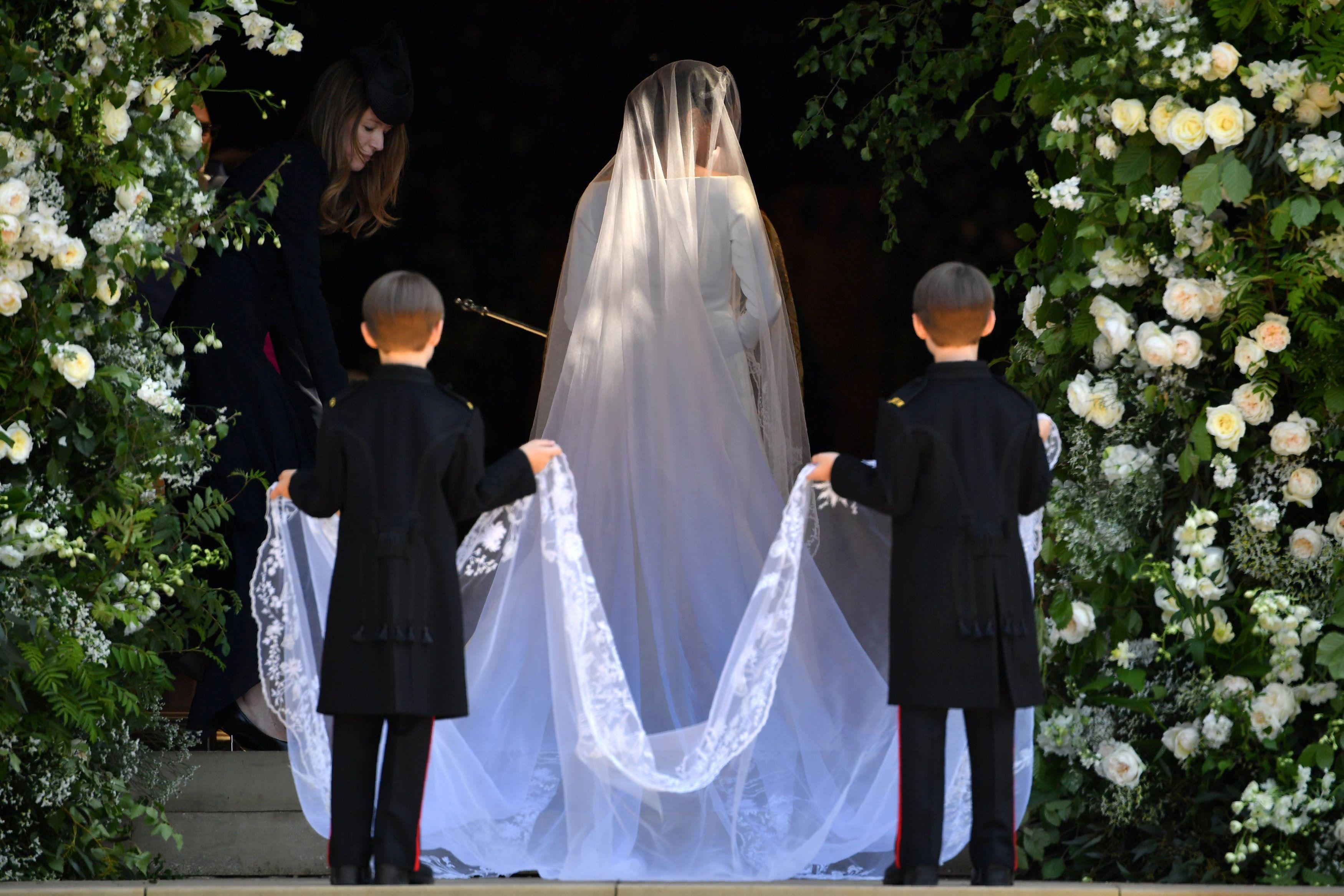 Меган Маркл, весілля