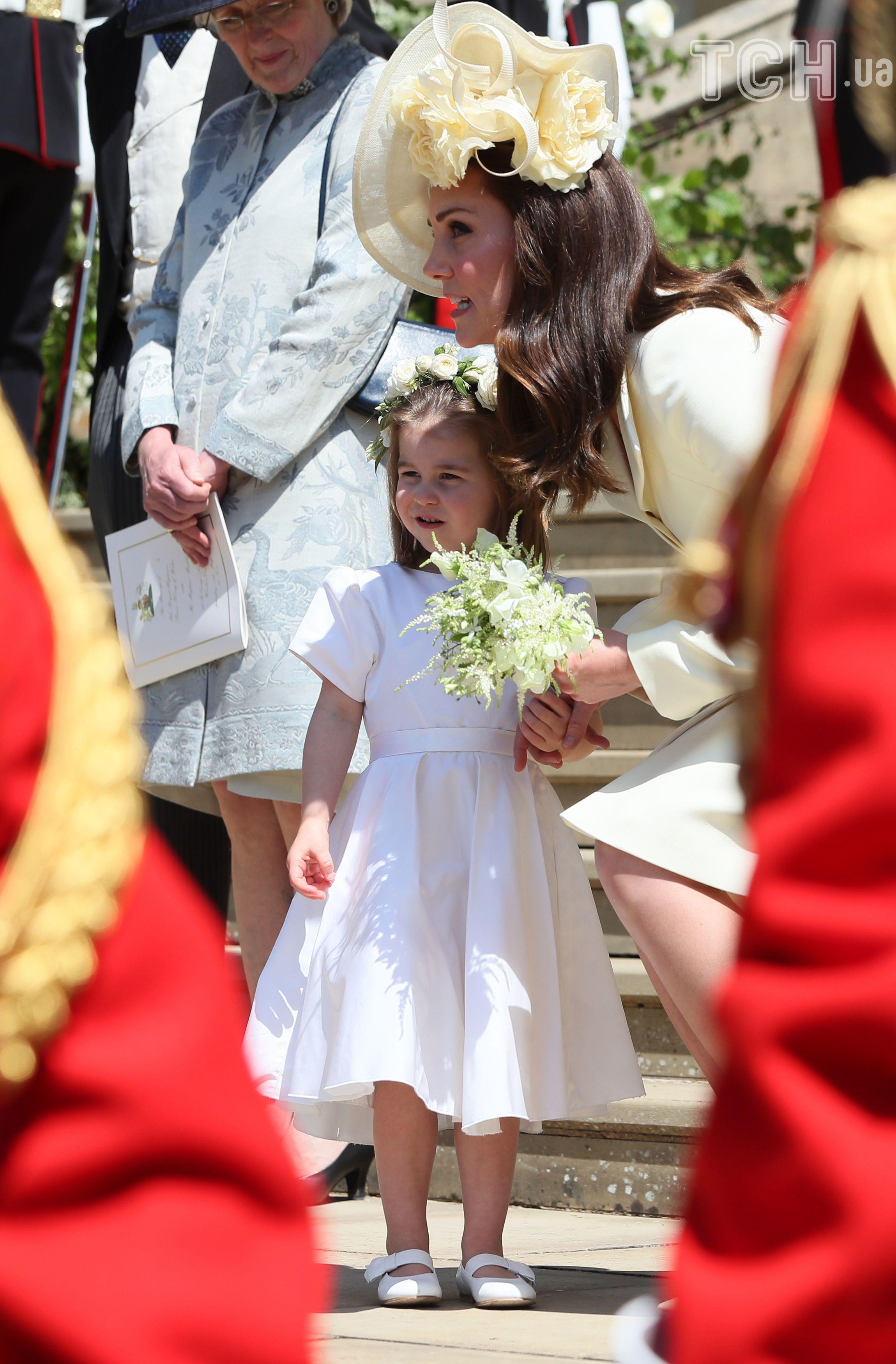 Кейт Міддлтон на весіллі принца Гаррі_1