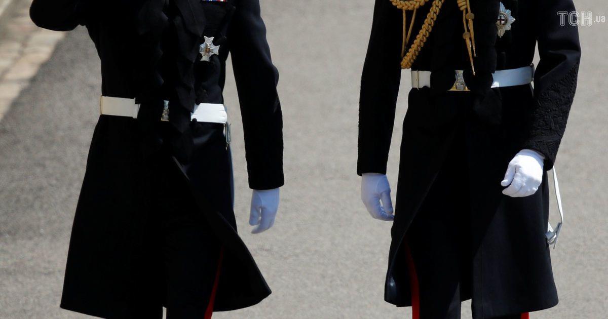 Принц Гаррі та принц Вільям