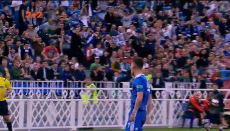 Динамо - Шахтар - 1:0. Відео голу Вербіча