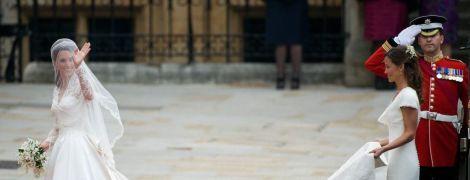 Битва весільних образів: Меган Маркл vs герцогиня Кембриджська
