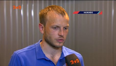 Олег Гусєв: Динамо - це як сім'я